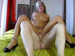 Photo Film porno de *Salope blonde, elle aime la bite à mort* sur CduPorno.fr