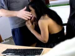 Photo Film porno de *Terry se tape une jolie secrétaire* sur CduPorno.fr